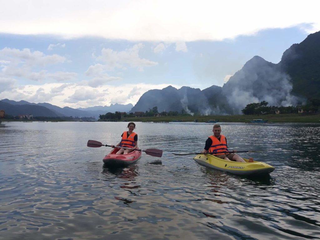 Kayak at Victory Road Villas