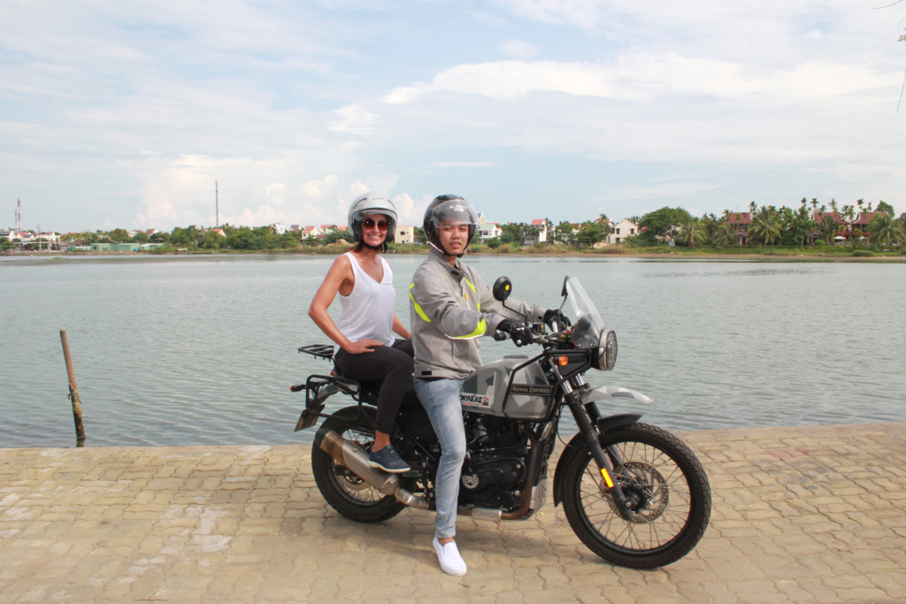 Phong Nha Farmstay motorbike tour