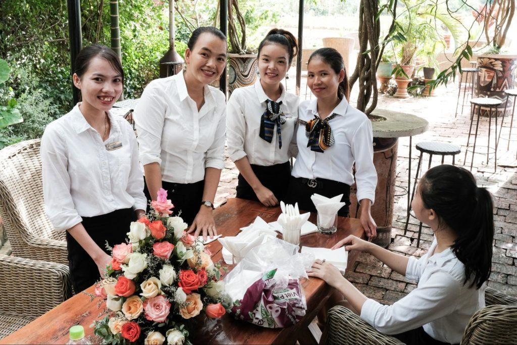 Phong Nha Farmstay Staff