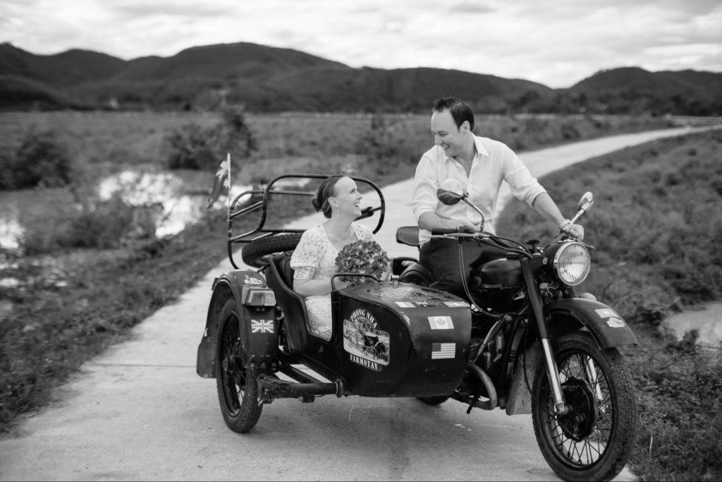 Phong Nha Farmstay - wedding ural