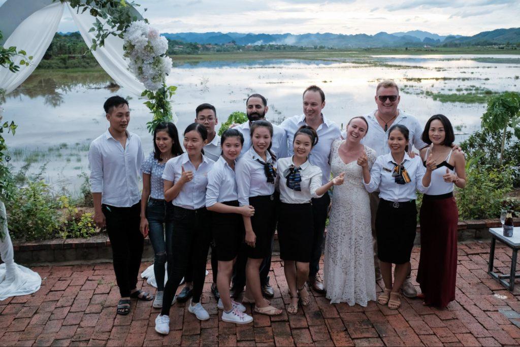 Phong Nha Farmstay team