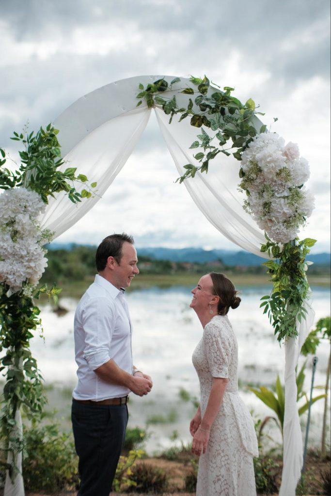 Phong Nha Farmstay Wedding - Ian & Anna