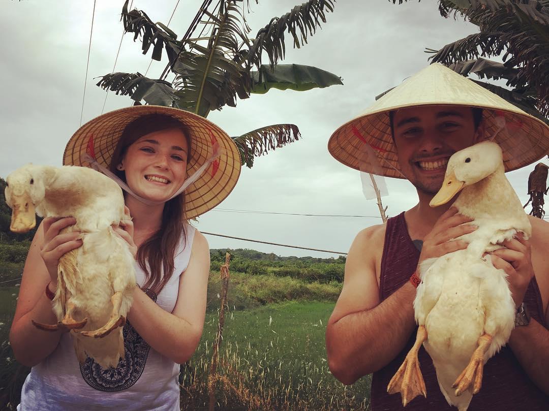 Duckstop, Phong Nha, Vietnam