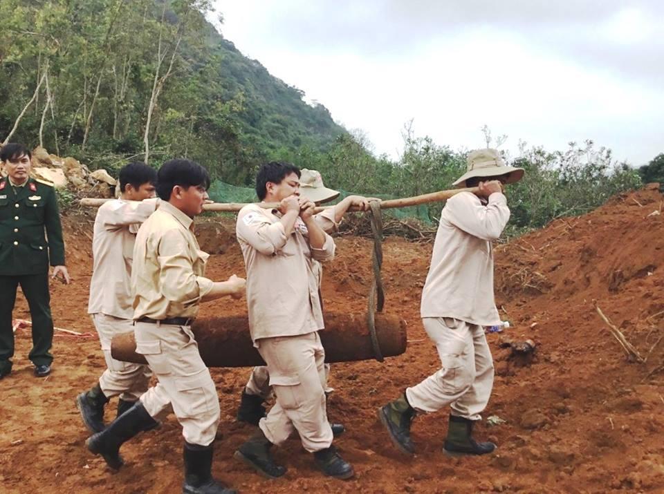 Phong Nha Farmstay supports MAG