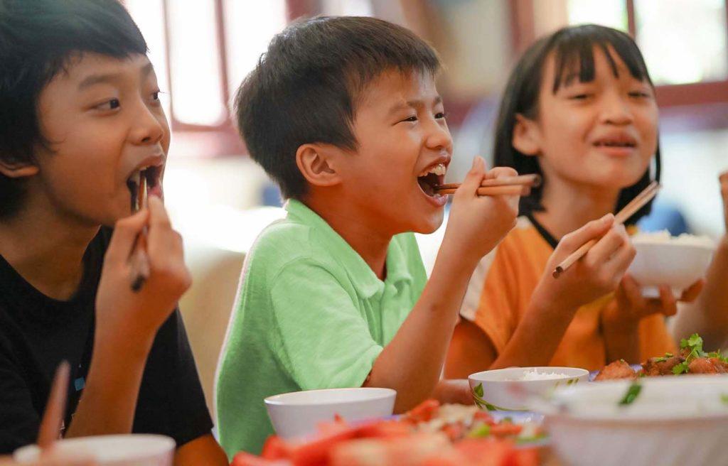 Phong Nha Farmstay supports Blue Dragon