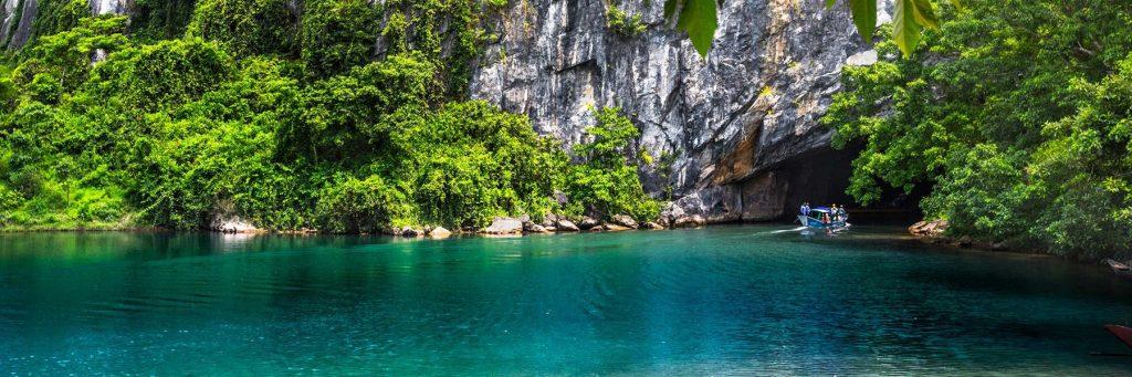 Phong Nha caves, vietnam caves